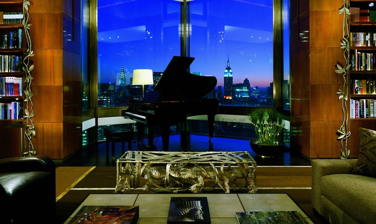 Revealed 5 most expensive hotel suites in the world for Most expensive hotel in america