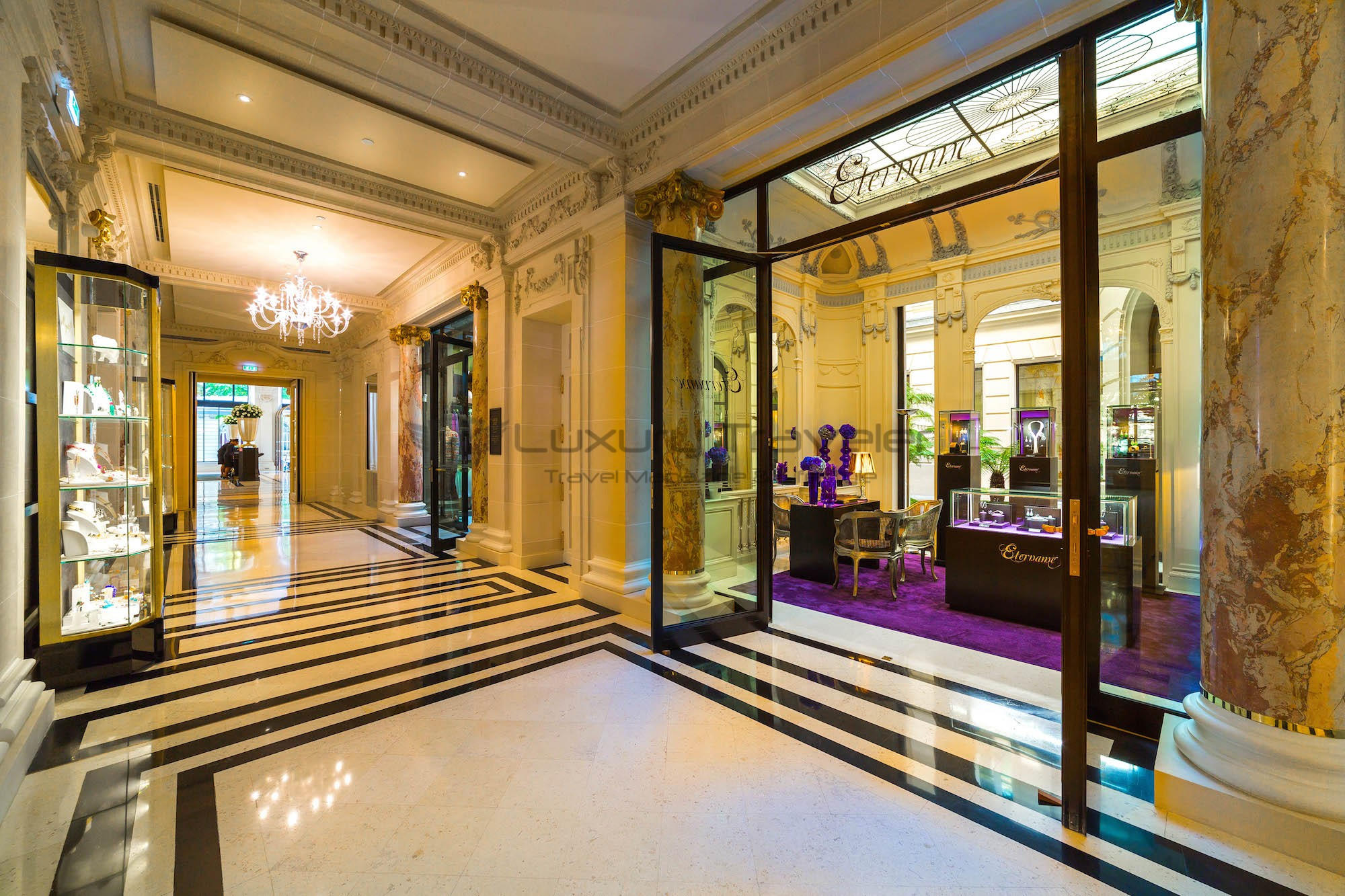 the peninsula luxury 5 star hotel paris luxury traveler