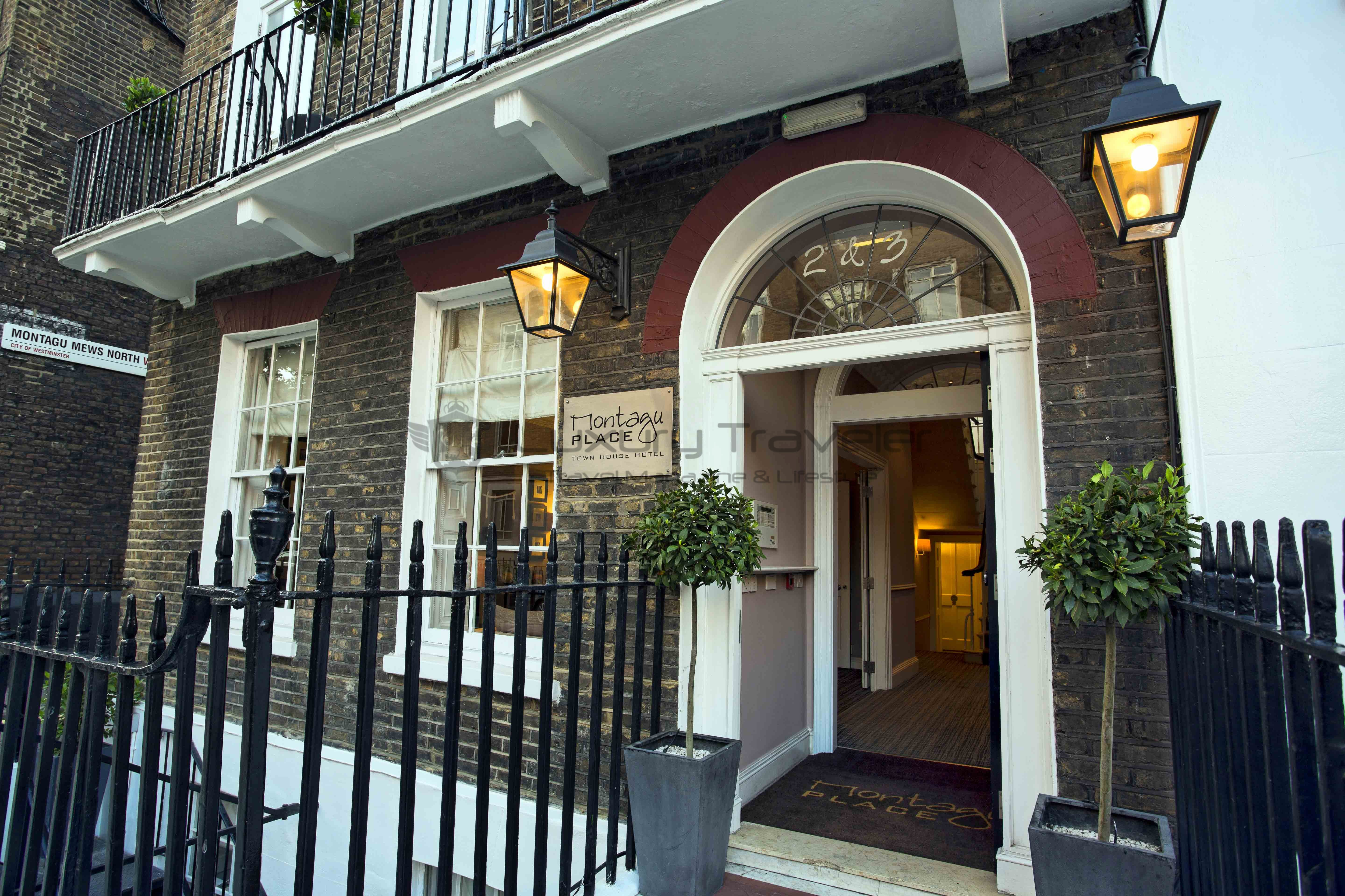 Montagu_Place_Hotel_London_Location_Street