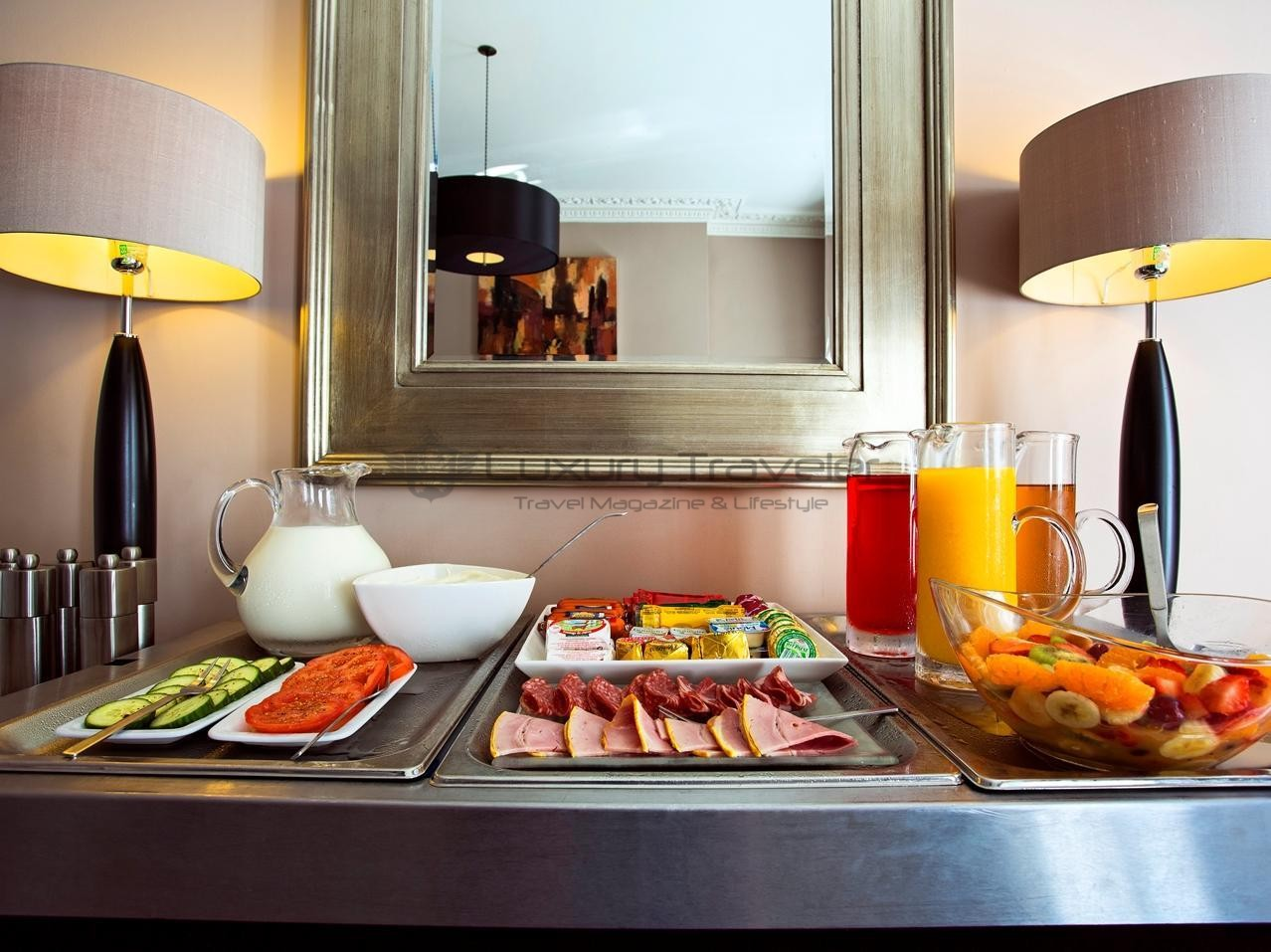 Montagu_Place_Hotel_London_Breakfast