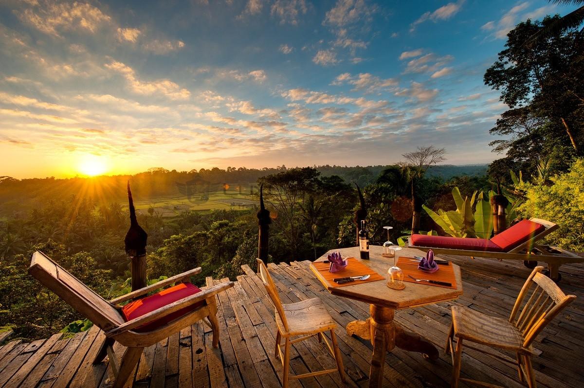 Bambu indah ubud bali luxury eco resort luxury traveler for Luxury resorts in bali indonesia