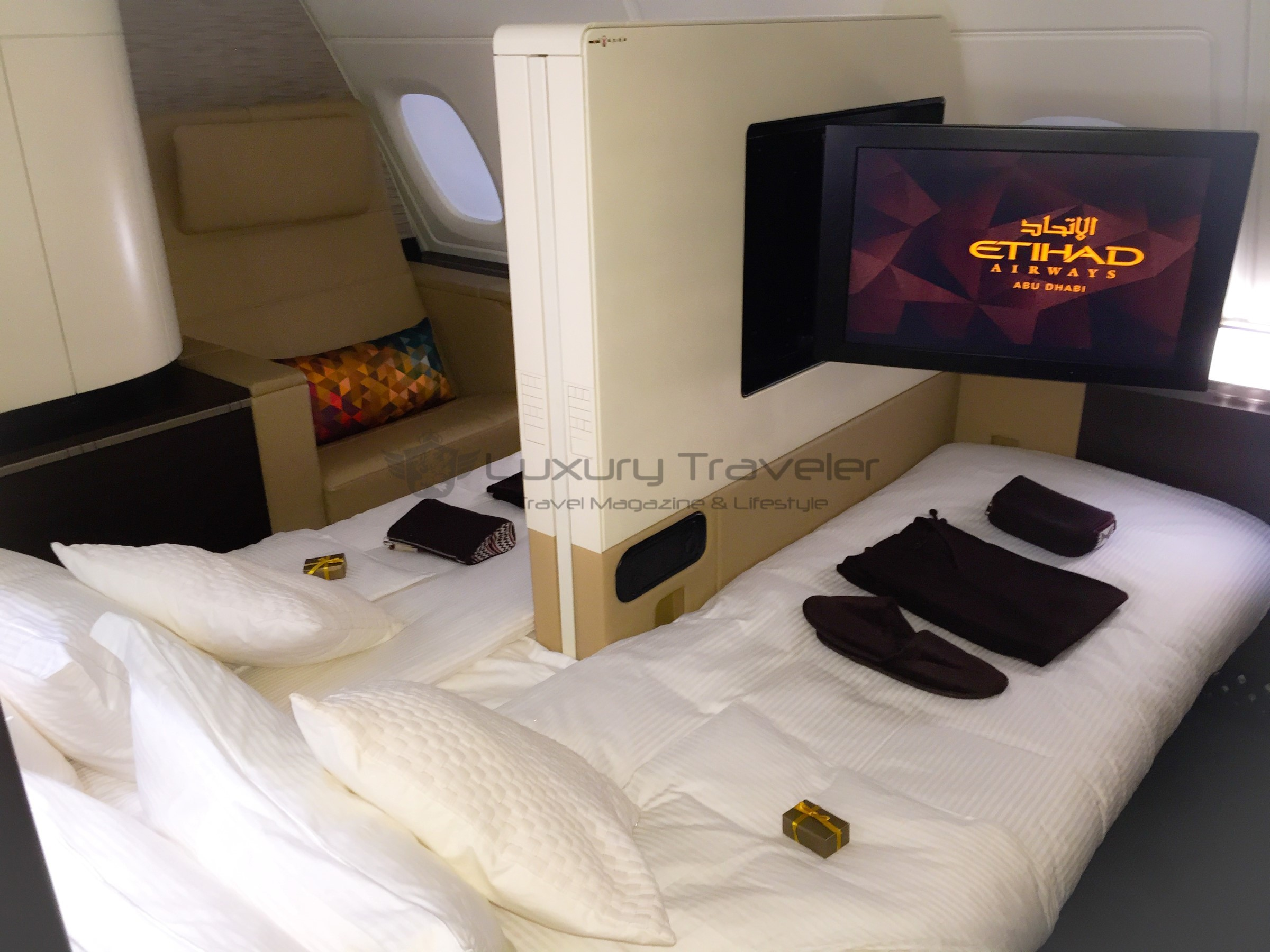Etihad Airways The Residence The Flying Apartment