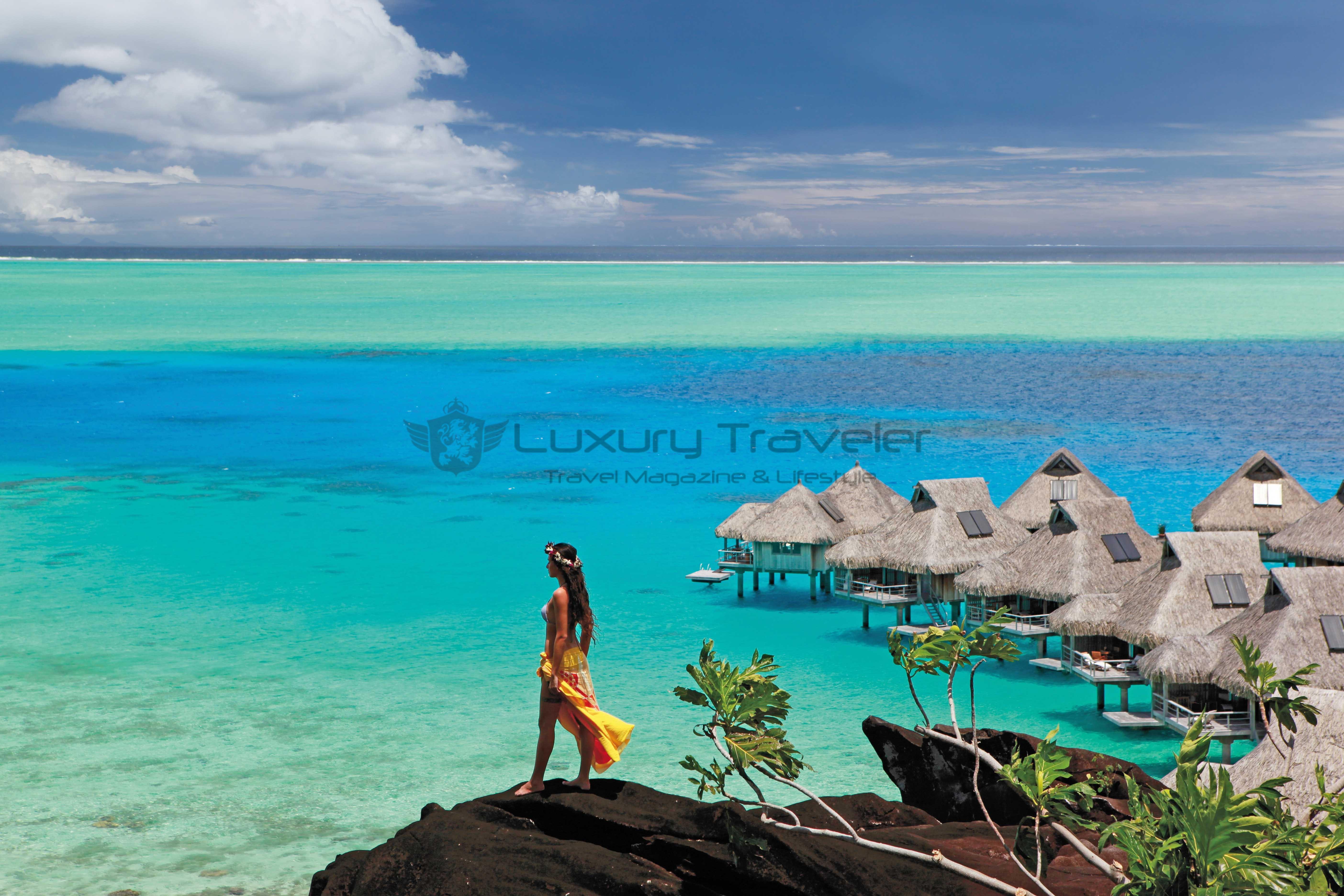luxury hilton bora bora nui resort french polynesia luxury traveler. Black Bedroom Furniture Sets. Home Design Ideas