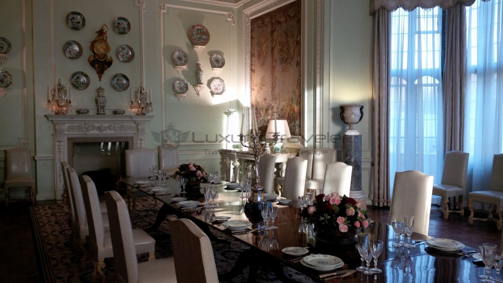 Leeds_Castle_Kent_Maidstone_Gatehouse_Dining_Room