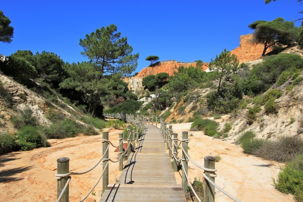 Sheraton_Pine_Cliffs_Algarve_Beach_Access