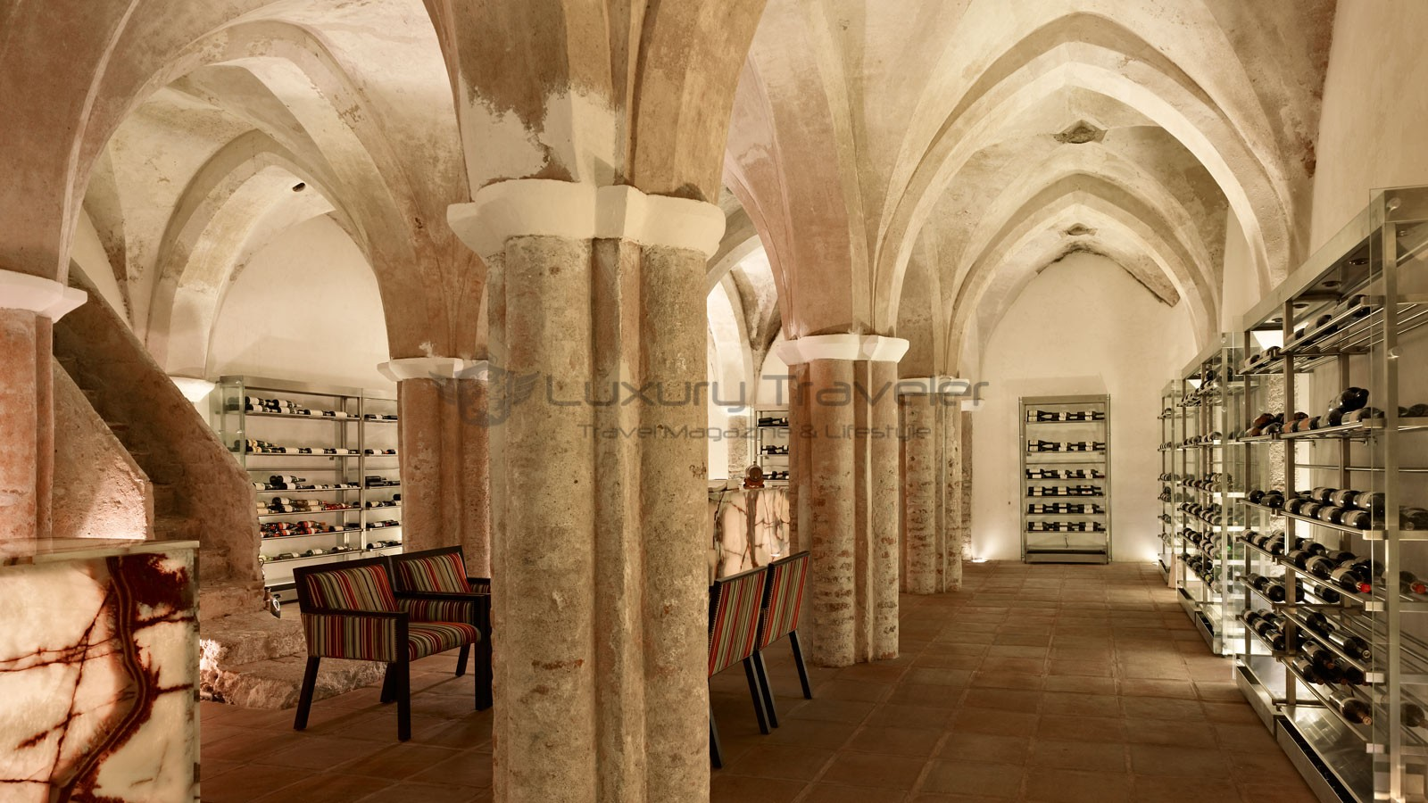 Convento_Espinheiro_Hotel_Evora_Starwood_Luxury_Wine_Cellar