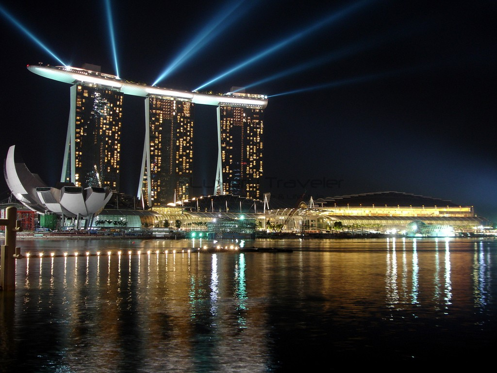 marina bay sands singapore outstanding luxury hotel. Black Bedroom Furniture Sets. Home Design Ideas