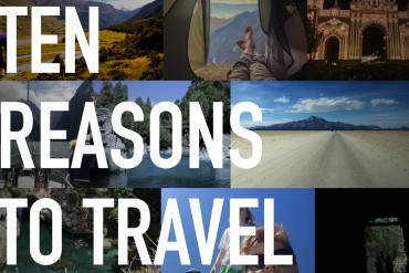 10 Reasons To Travel
