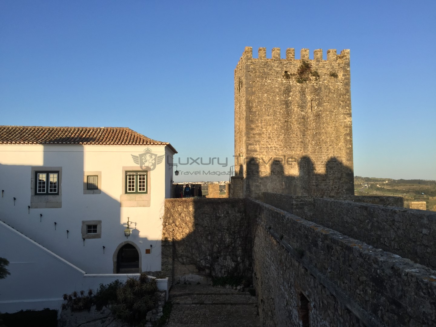 Obidos_Castle_Pestana_Hotel_Views_Tower