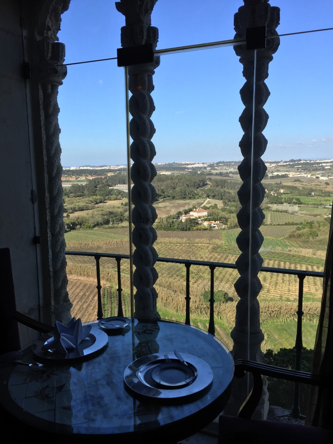 Obidos_Castle_Pestana_Hotel_Breakfast