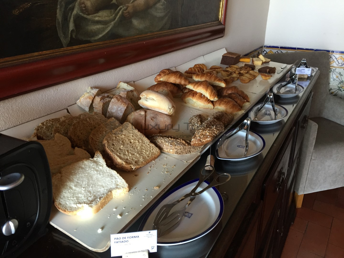 Obidos_Castle_Pestana_Hotel_Breakfast_Booking