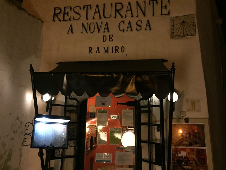 Obidos_Restaurant_Casa_Nova_Ramiro