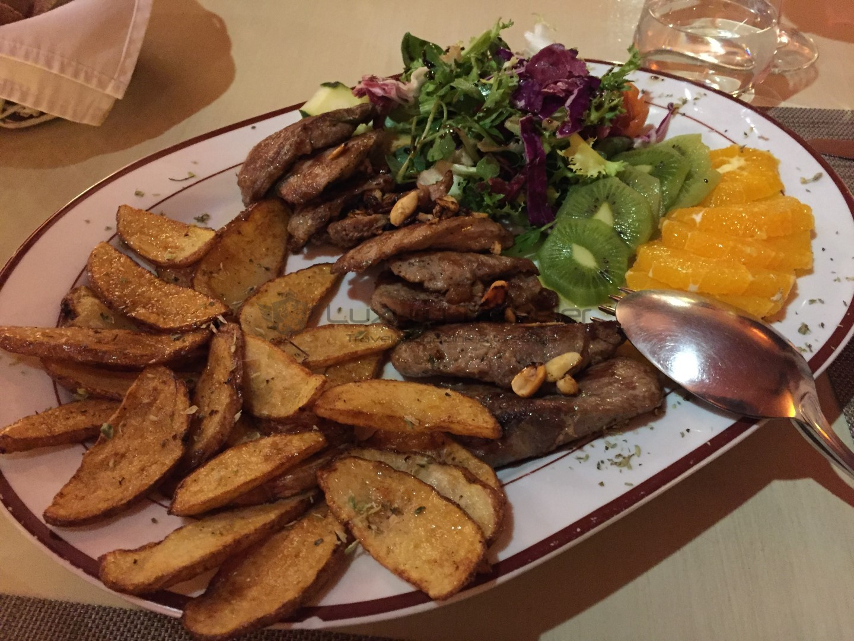 Obidos_Restaurant_Casa_Nova_Ramiro_Dinner_