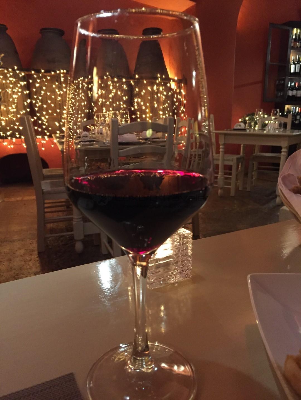 Obidos_Restaurant_Casa_Nova_Ramiro_Wine