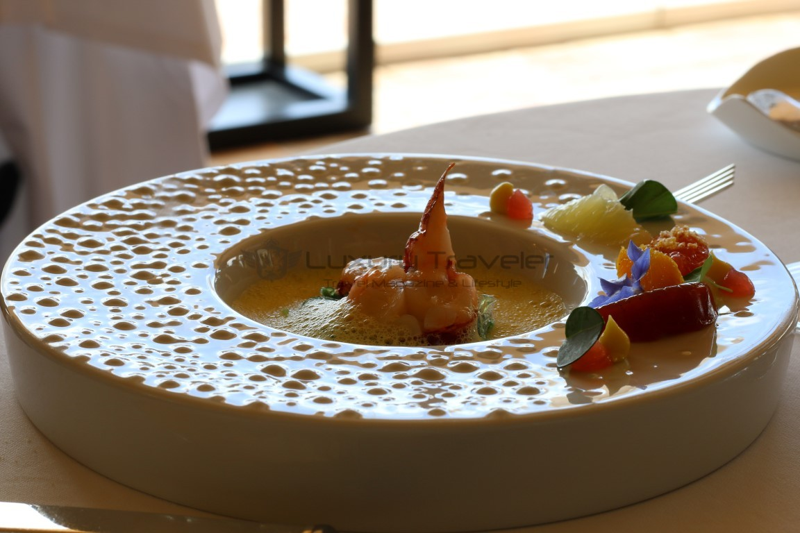Michelin_Restaurant_Vila_Joya_Menu_Seafood_Portugal