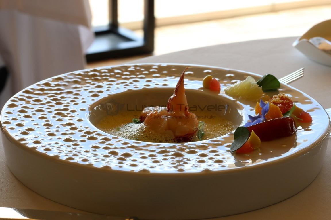 Michelin_Restaurant_Vila_Joya_Menu_Seafood_Portugal