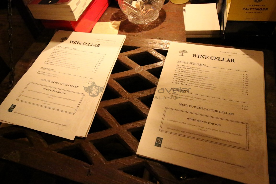 Vila_Vita_Parc_Restaurant_Algarve_Wine_Cellar_Menu_Dinner