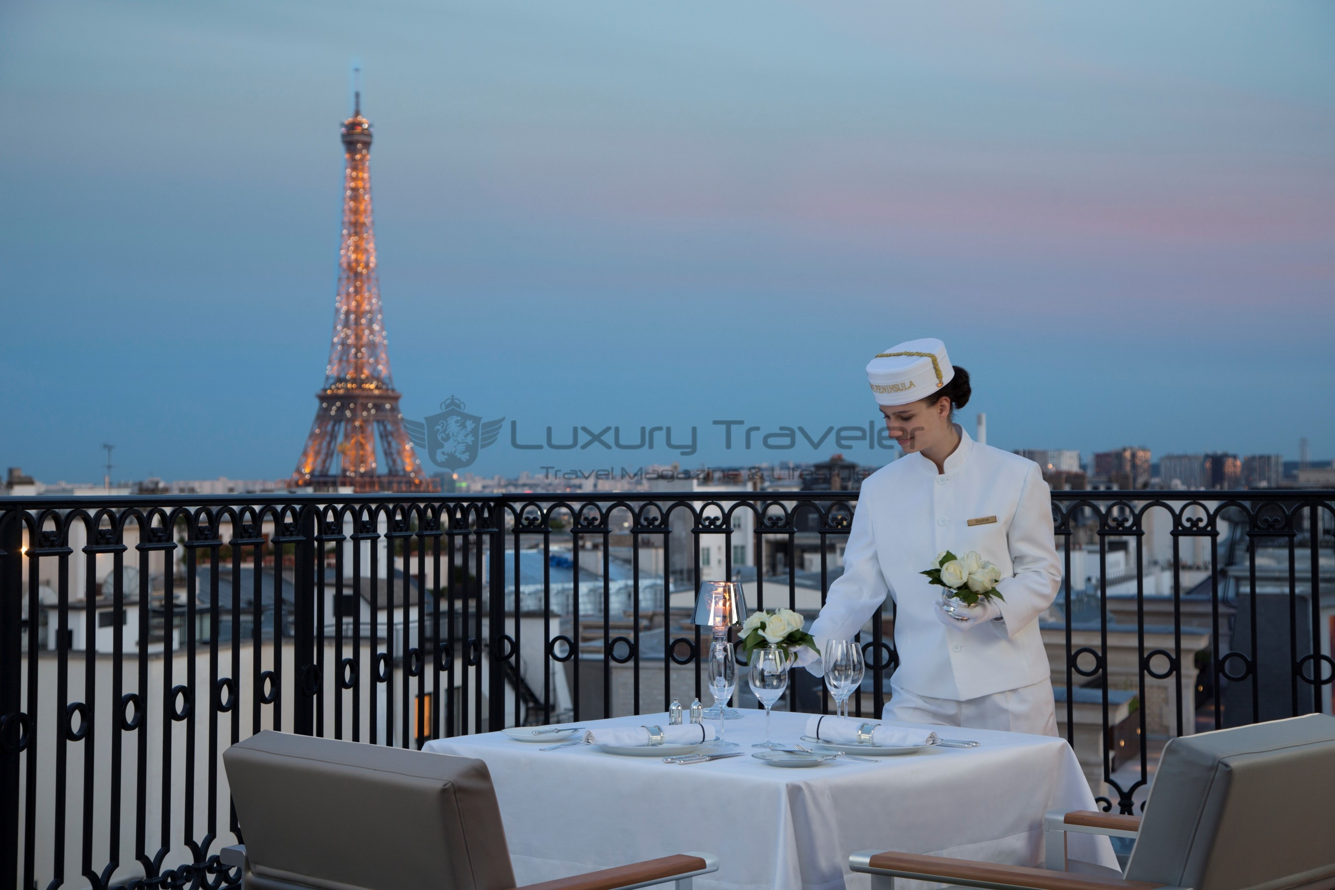 The Peninsula Luxury 5 Star Hotel Paris Luxury Traveler