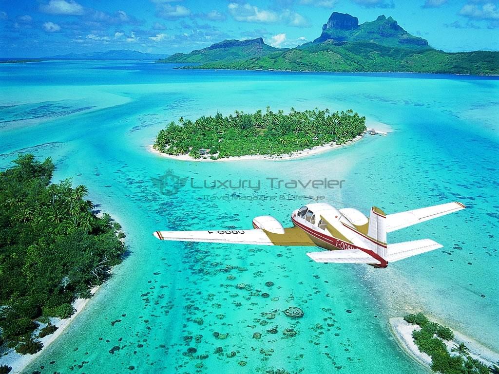 Luxury Hilton Bora Bora Nui Resort - French Polynesia ...