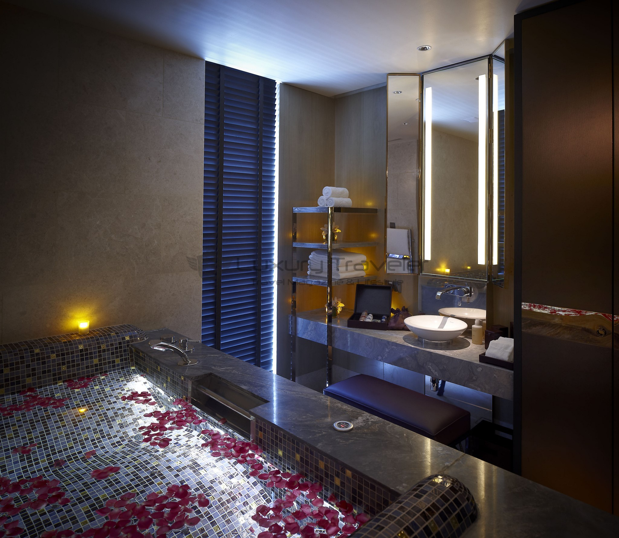 Beautiful Bathrooms Nyc: Mandarin Oriental Singapore Luxury 5-Star Hotel